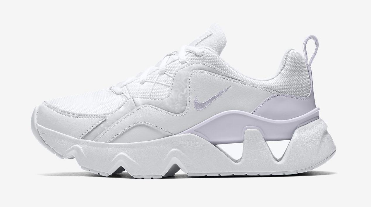 Nike RYZ Triple White
