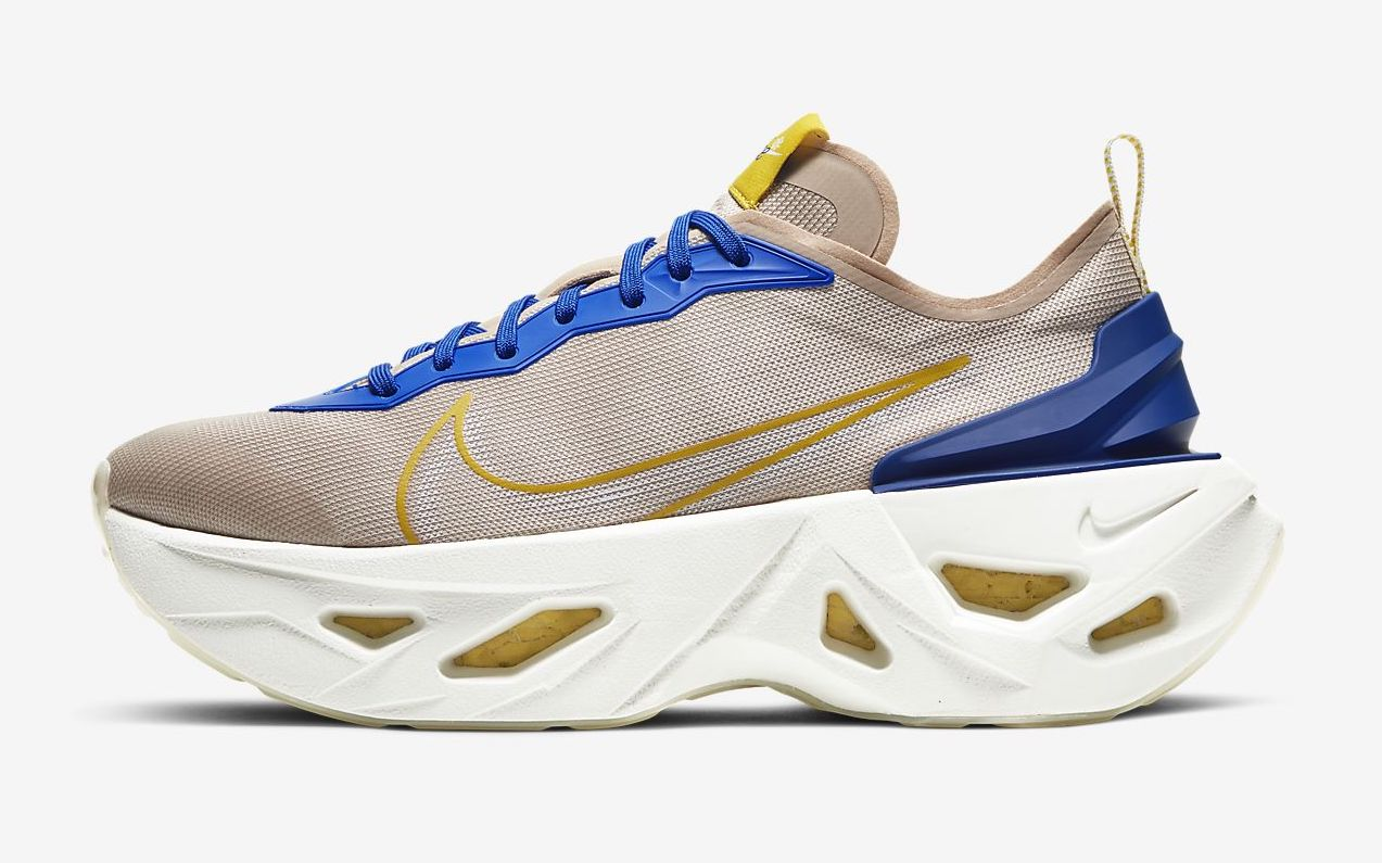 Nike zoomX Vista Grind Fossil Stone