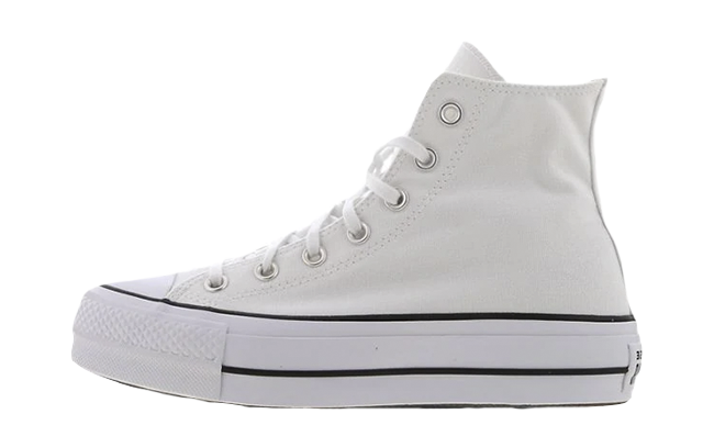Converse Chuck Taylor All Star Platform White 560846C