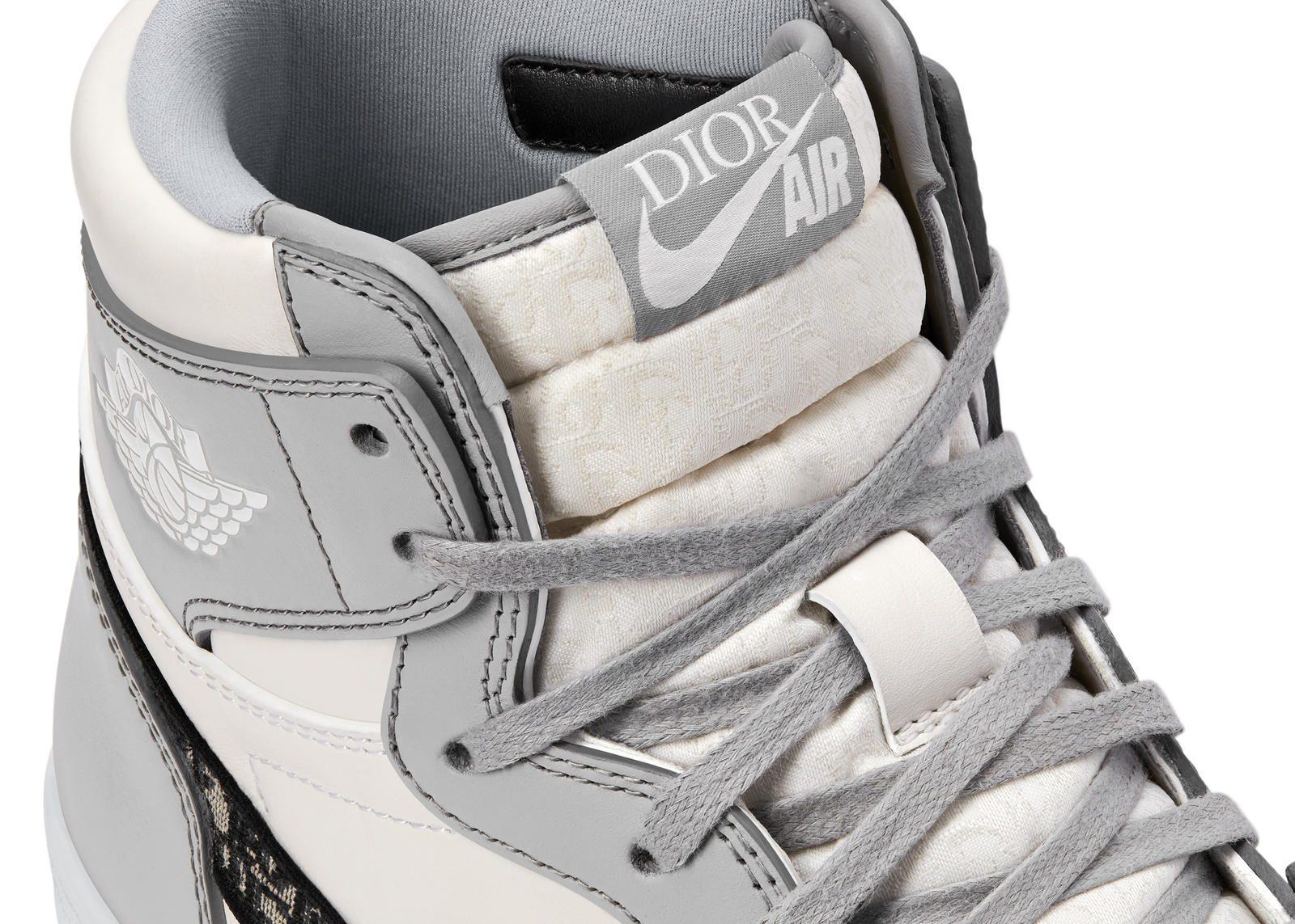Dior x Nike Air Jordan