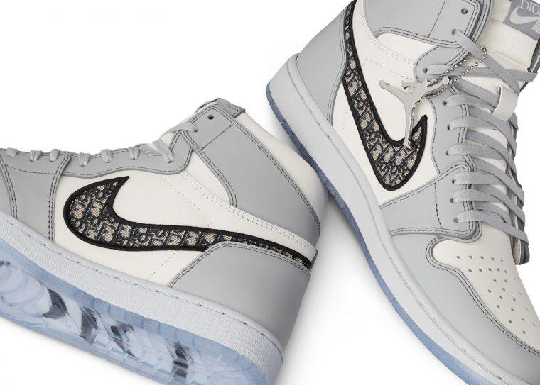 Dior x Nike Air Jordan 1 thumbnail image
