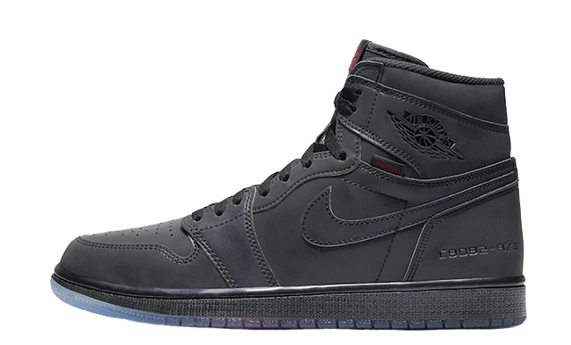 Jordan 1 Zoom Fearless Black BV0006-900