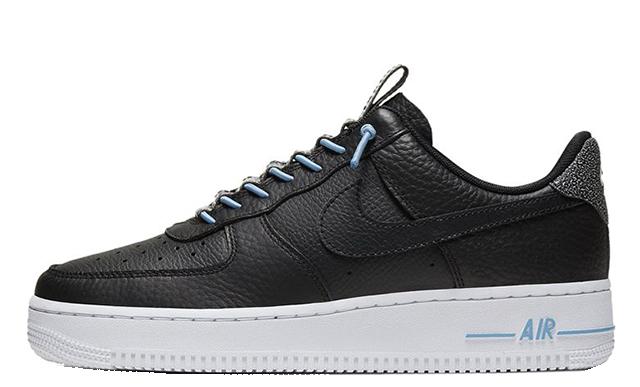 Nike Air Force 1 07 LX Black White 898889-015