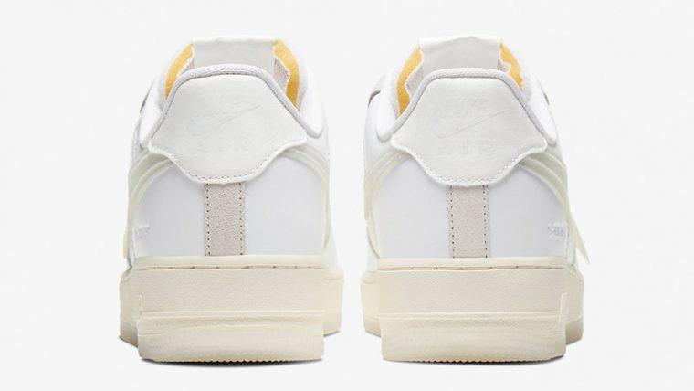 Nike Air Force 1 Low DNA White CV3040-100 back thumbnail image