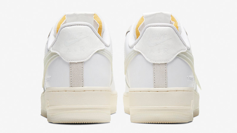Nike Air Force 1 Low DNA White CV3040-100 back