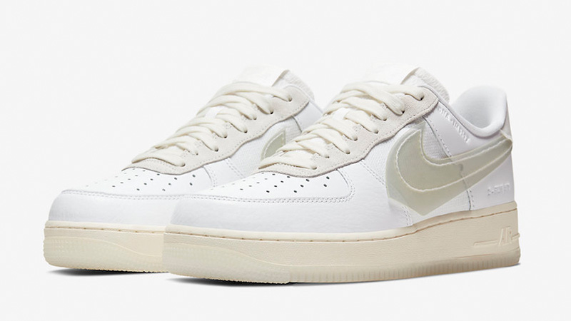 Nike Air Force 1 Low DNA White CV3040-100 front