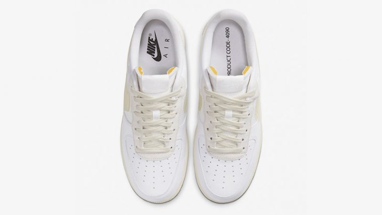 Nike Air Force 1 Low DNA White CV3040-100 middle thumbnail image