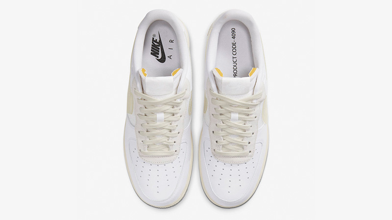 Nike Air Force 1 Low DNA White CV3040-100 middle