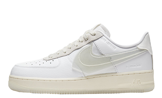 Nike Air Force 1 Low DNA White | CV3040-100