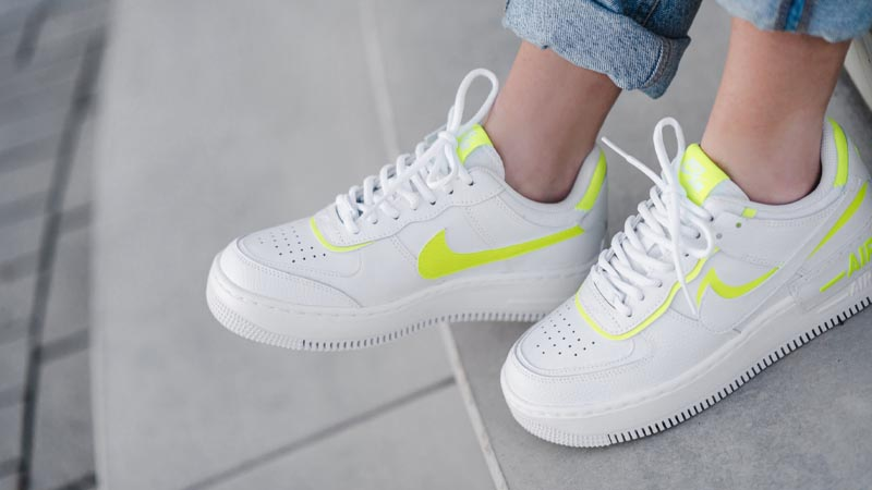 air force 1 lemon