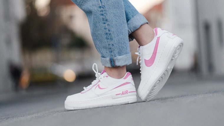 Nike Air Force 1 Shadow Magic Flamingo thumbnail image