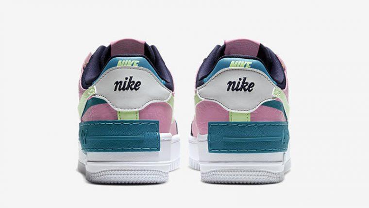 Nike Air Force 1 Shadow Pastel back thumbnail image