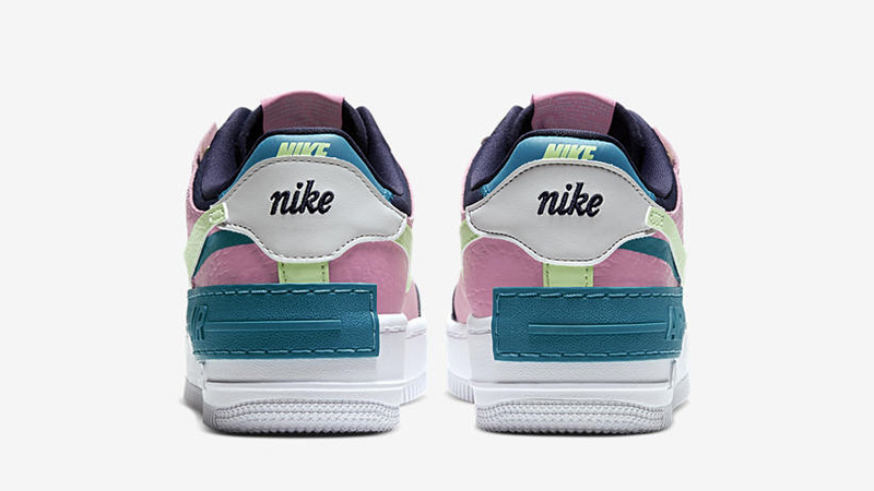 Nike Air Force 1 Shadow Pastel back