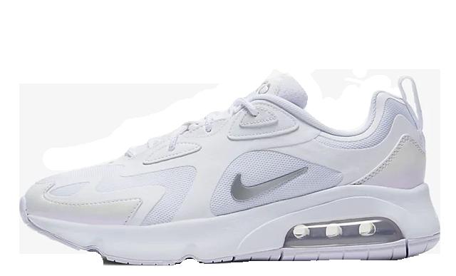 Nike Air Max 200 White CU3451-100