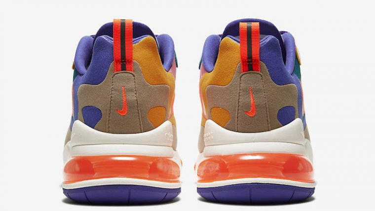 Nike Air Max 270 React ACG Multi back thumbnail image