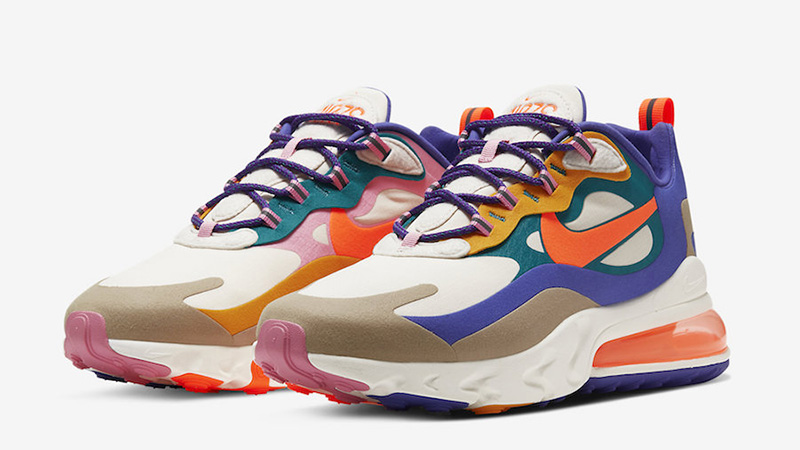 Nike Air Max 270 React ACG Multi front