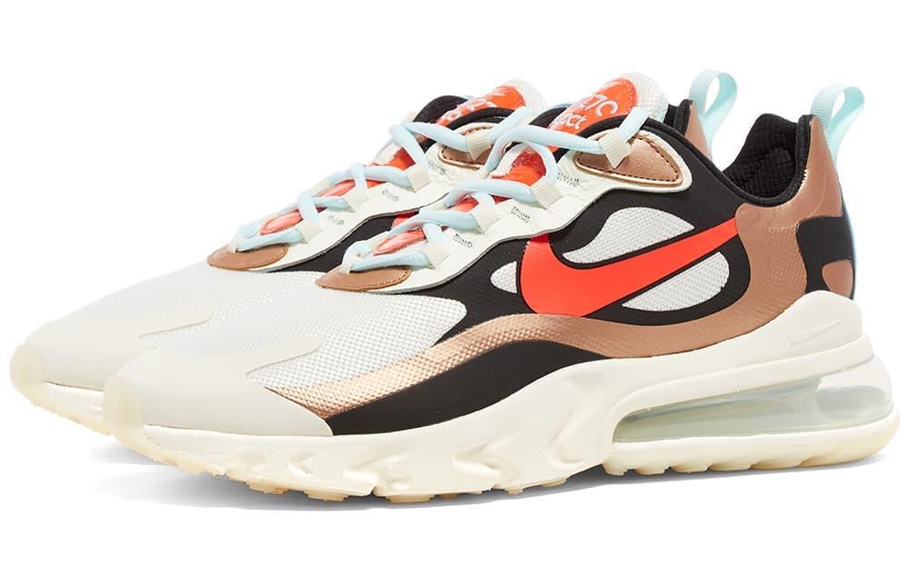 Nike Air Max 270 React Bronze