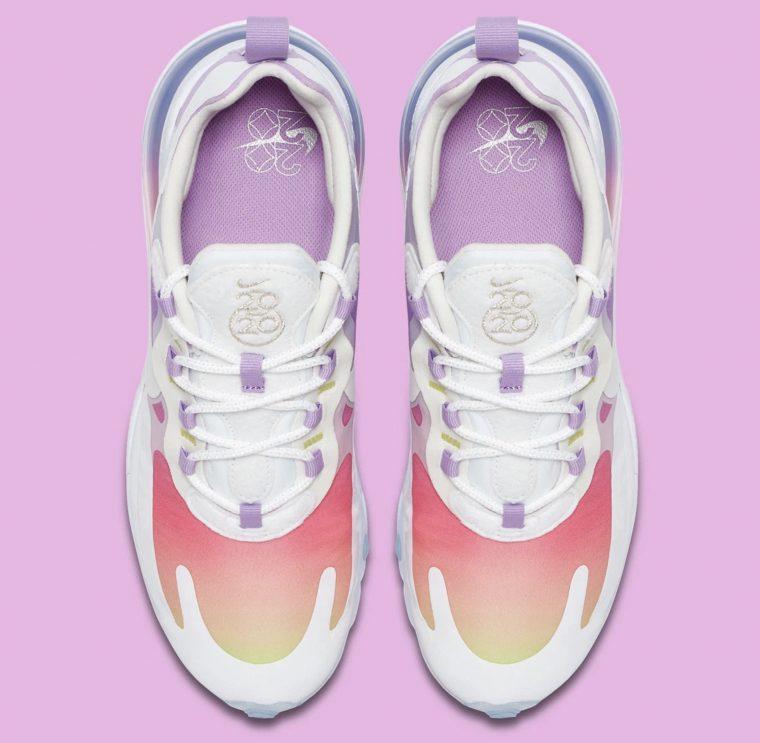 Nike-Air-Max-270-Reac ft-CU2995-911-1 5 llaces thumbnail image
