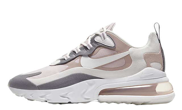 Nike Air Max 270 React Plum Chalk CI3899-500