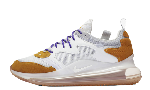 Nike Air Max 720 OBJ White Canyon Gold CK2531-001