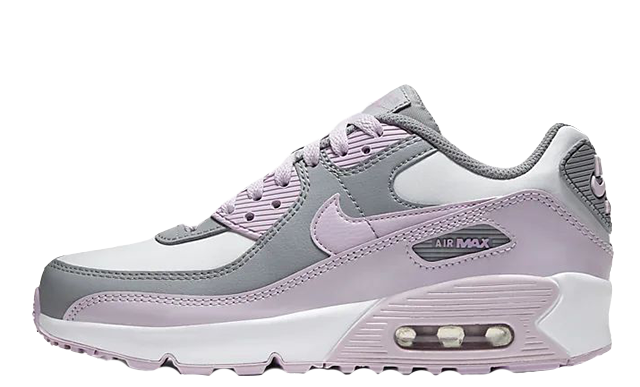 industria finalizando pasatiempo  Nike Air Max 90 LTR Iced Lilac | Where To Buy | CD6864-002 | The Sole Womens