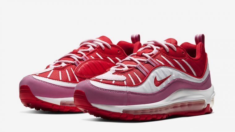 Nike Air Max 98 Valentines Day front thumbnail image