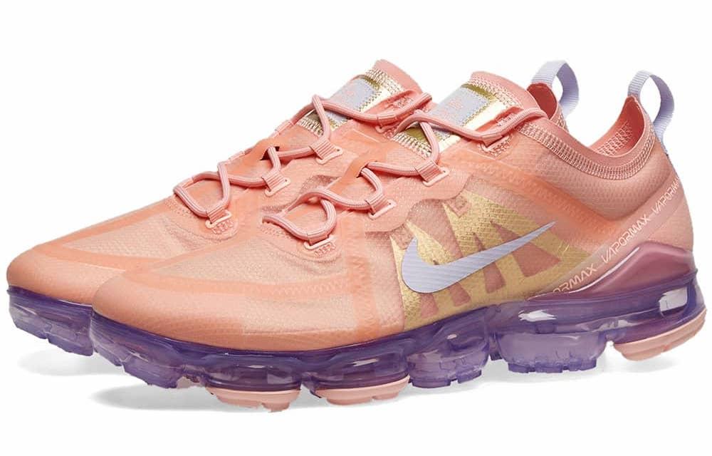 Nike Air VaporMax 2019 Bleached Coral