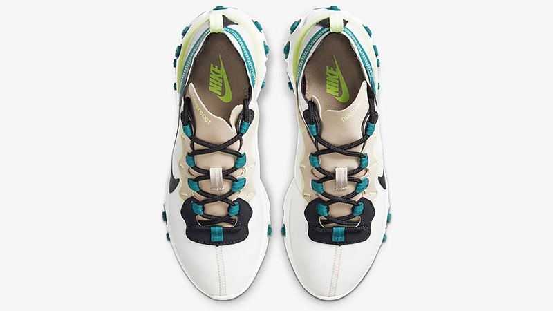 Nike React Element 55 Fossil Stone BQ2728-202 middle