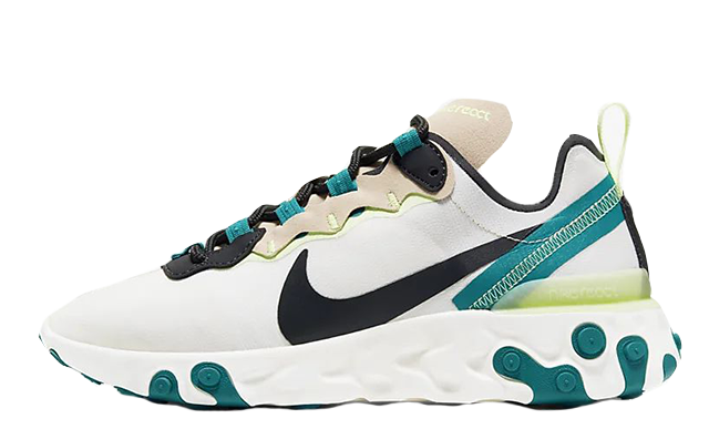 Nike React Element 55 Fossil Stone BQ2728-202