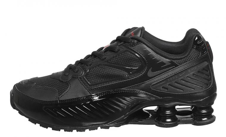 Nike Shox Enigma Black Mono