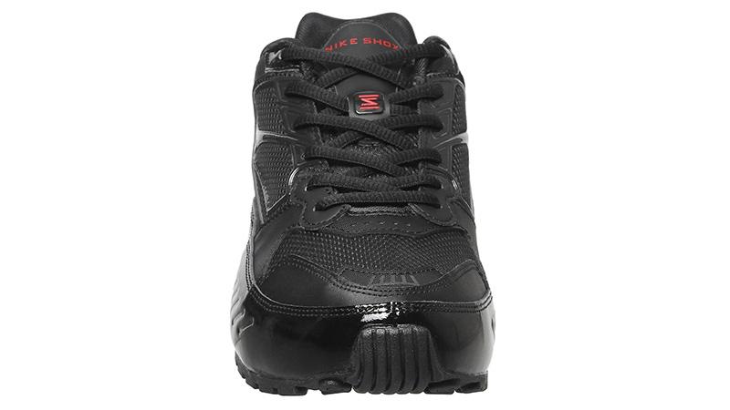 Nike Shox Enigma Black Mono middle