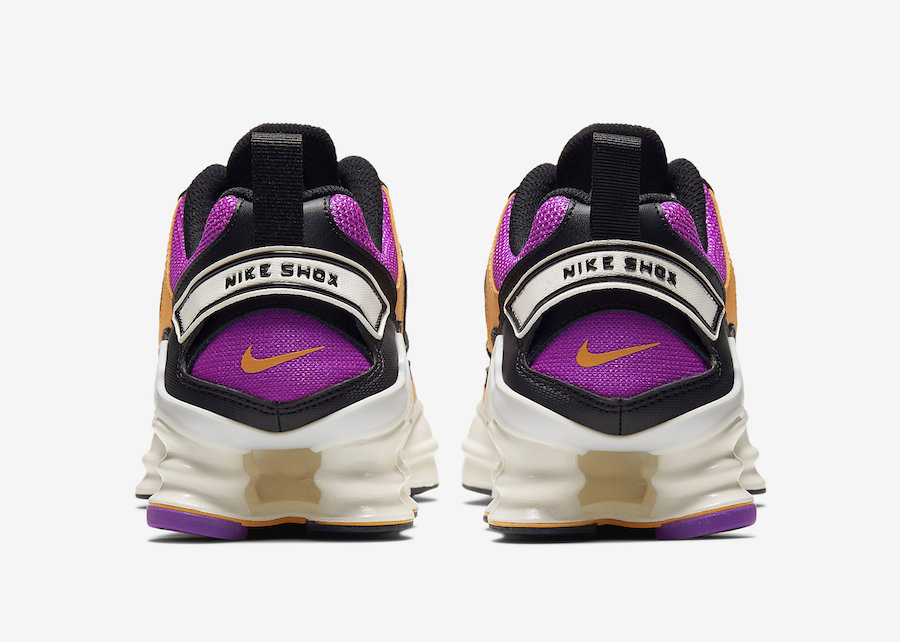 Nike-Shox-Nova-Black-Pink-Orange-AT8046-002-Release-Date-3 heel