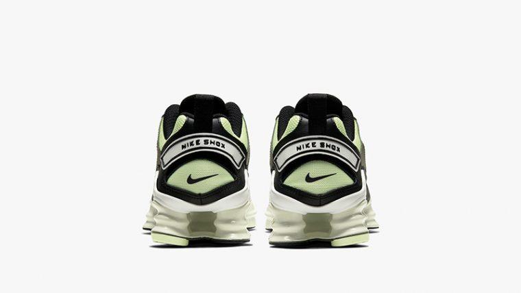 Nike Shox TL Nova Black Volt AT8046-001 back thumbnail image