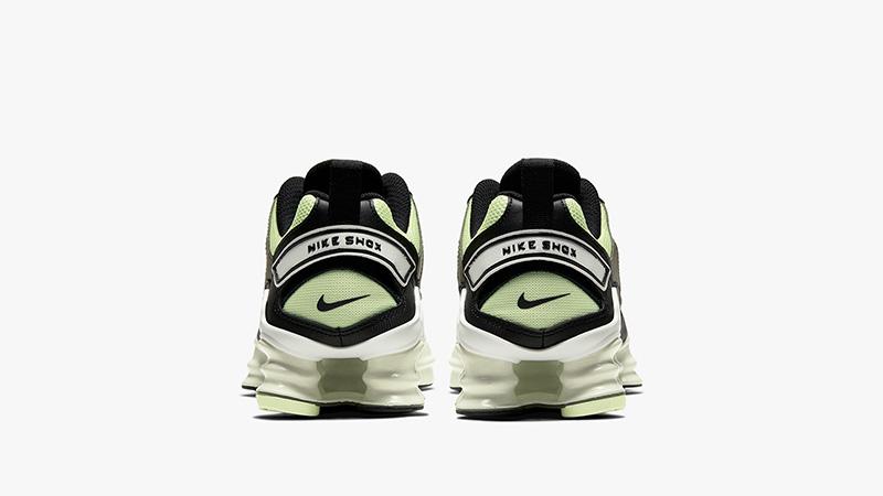 Nike Shox TL Nova Black Volt AT8046-001 back