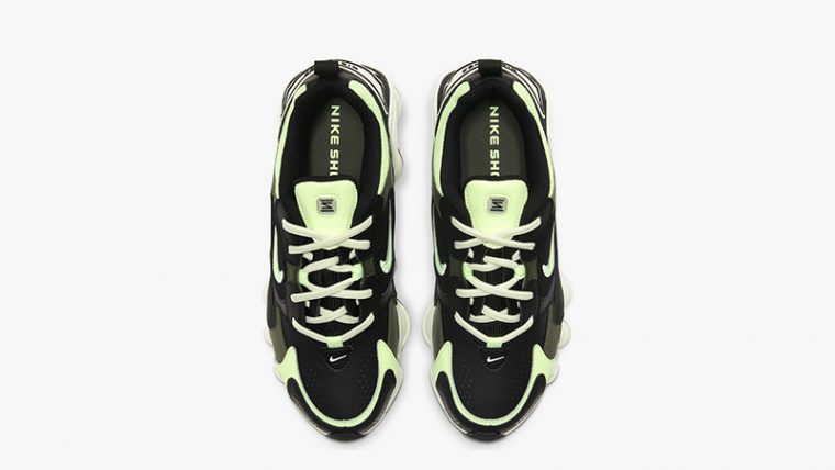 Nike Shox TL Nova Black Volt AT8046-001 middle thumbnail image