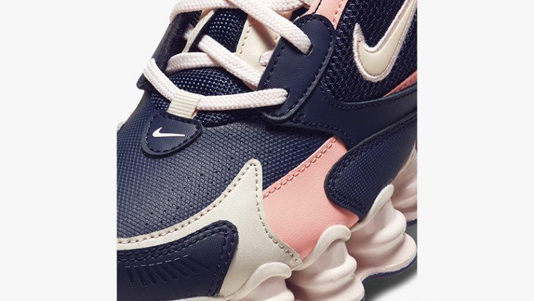 Nike Shox TL Nova Blue Orewood AT8046-400 middle thumbnail image