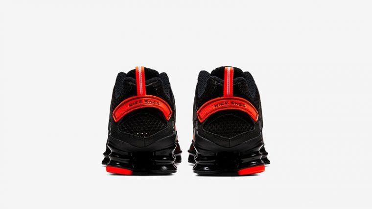 Nike Shox TL Nova SP Black Crimson CK2085-001 back thumbnail image