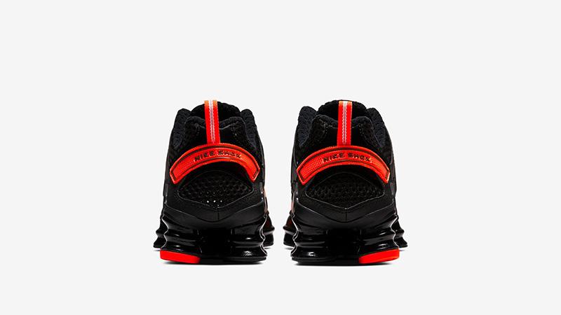Nike Shox TL Nova SP Black Crimson CK2085-001 back