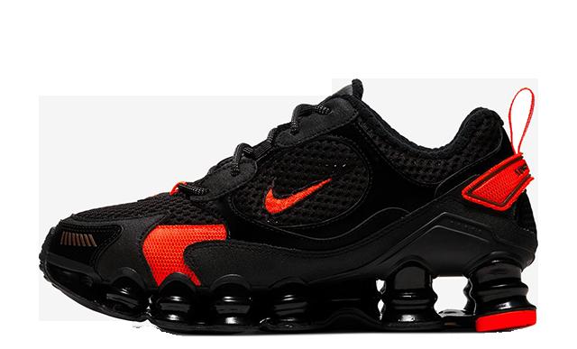 Nike Shox TL Nova SP Black Crimson CK2085-001