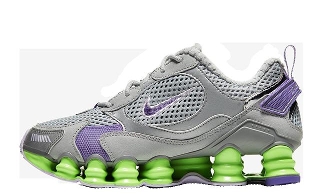 Nike Shox TL Nova SP Silver Lime CK2085-002