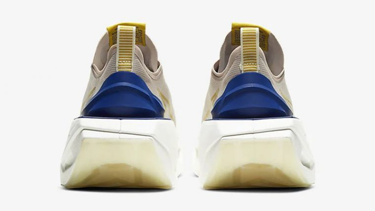 Nike ZoomX Vista Grind Fossil Stone CT8919-200 back thumbnail image