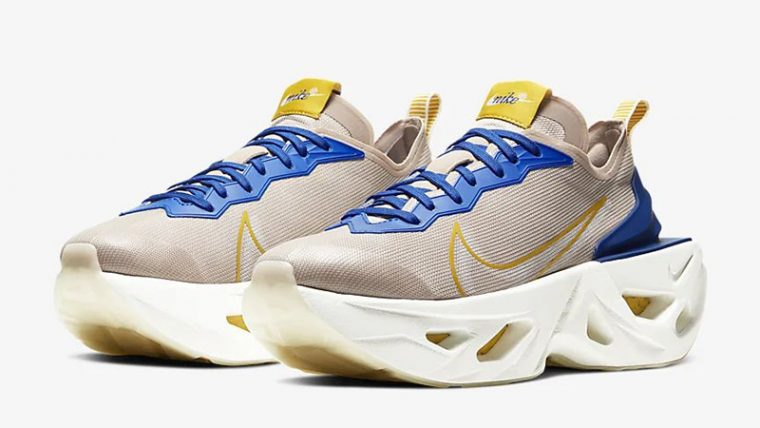 Nike ZoomX Vista Grind Fossil Stone CT8919-200 front thumbnail image