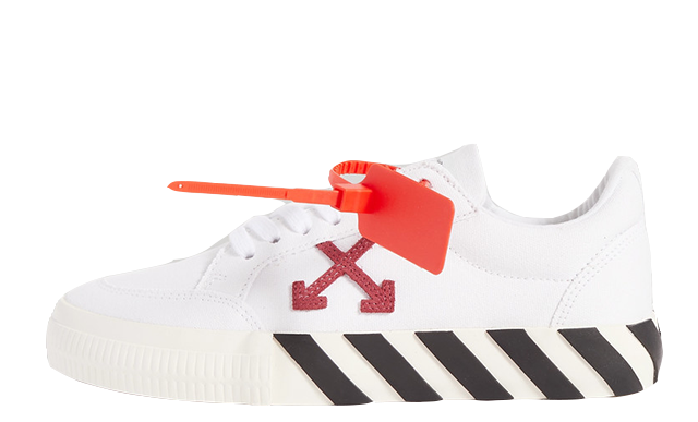 Off-White Arrwow White Black