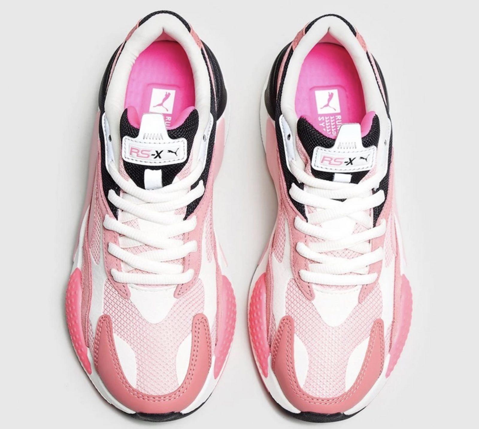 Puma RS-X3 Puzzle Pink | 371570-06 laces