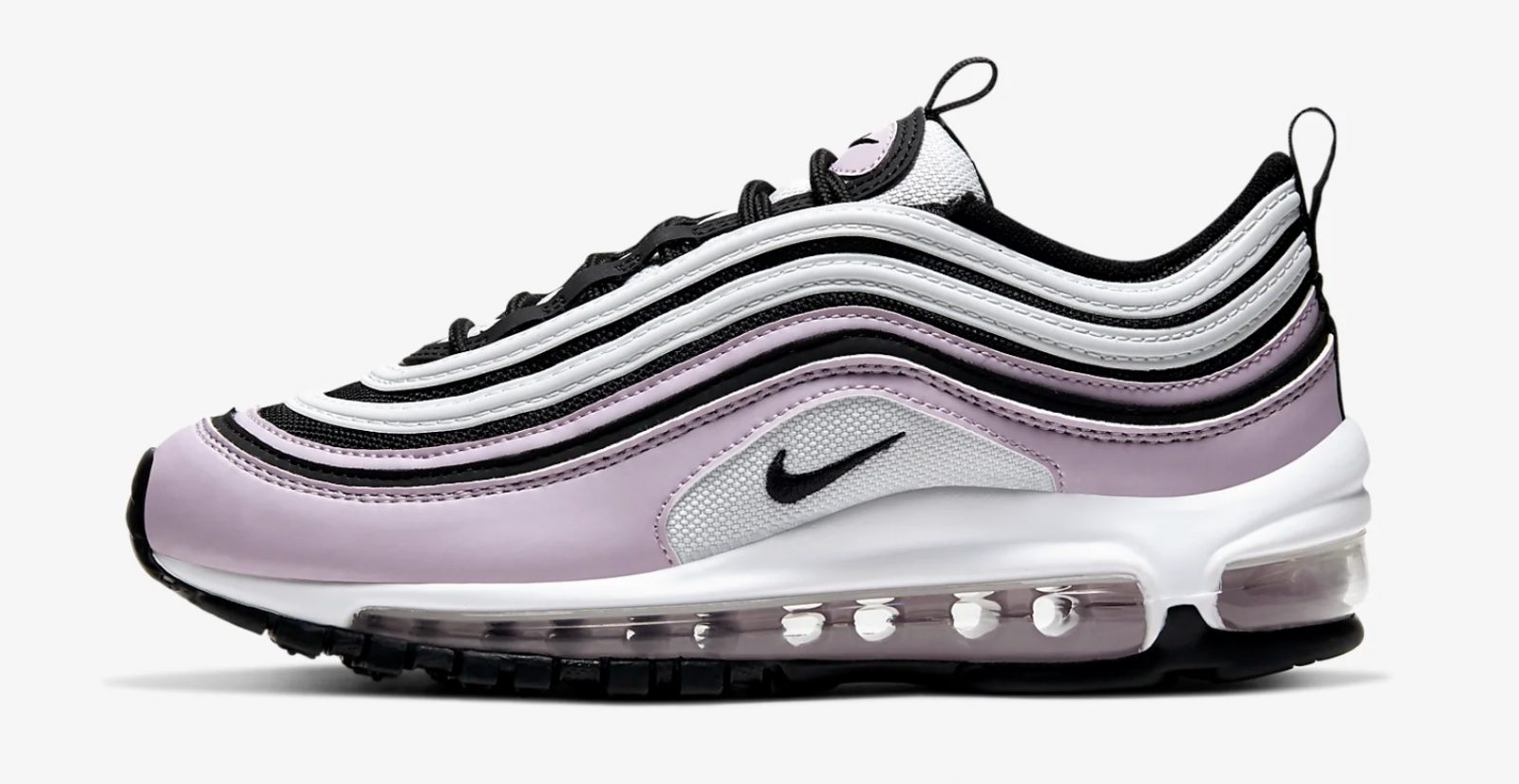 Rock Around The Christmas Tree In These Iced Violet Air Max 97's For UNDER £100 side 1