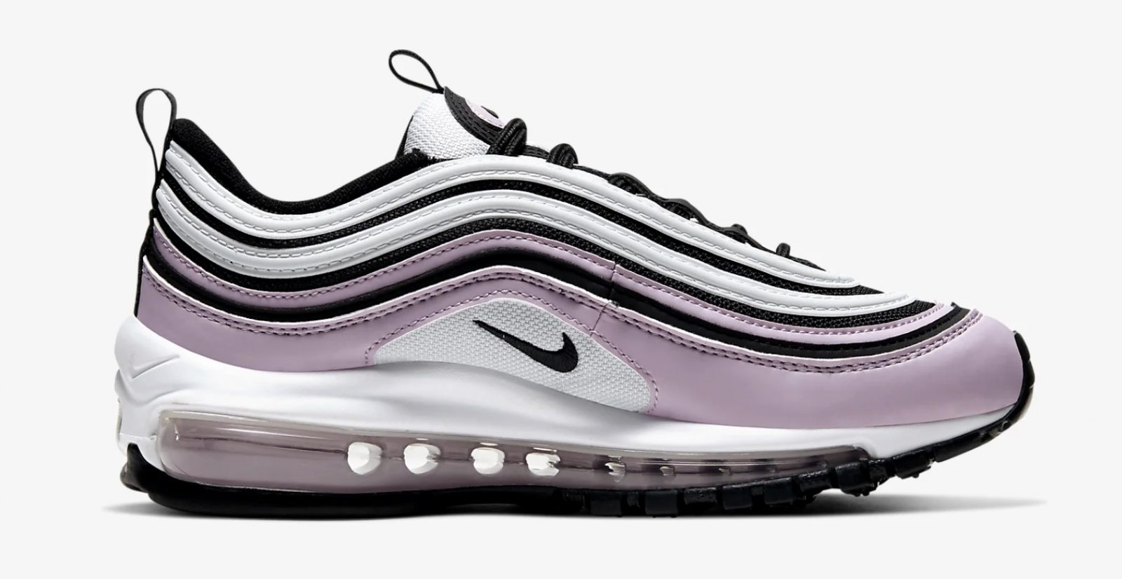 Rock Around The Christmas Tree In These Iced Violet Air Max 97's For UNDER £100 side 2
