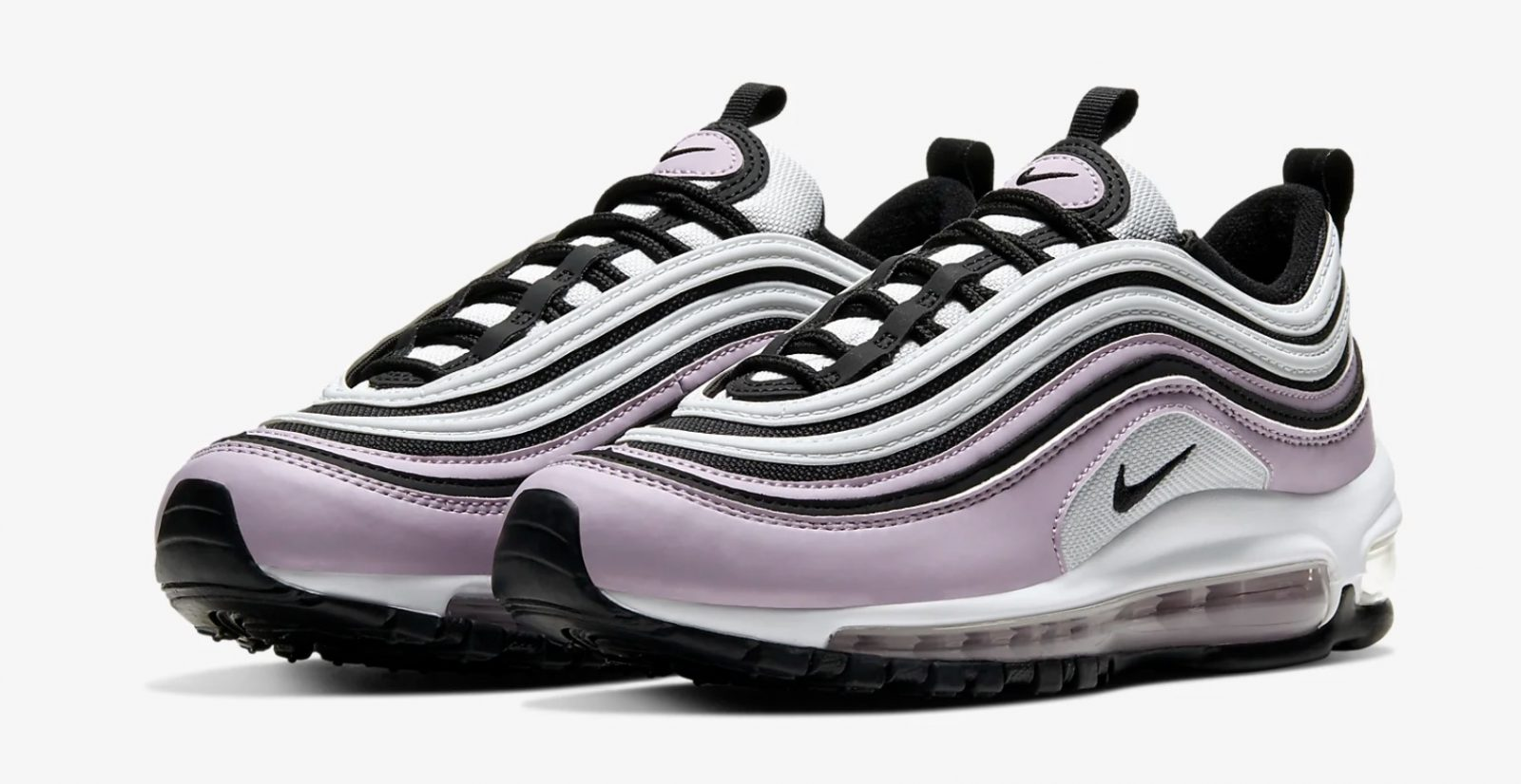 Rock Around The Christmas Tree In These Iced Violet Air Max 97's For UNDER £100