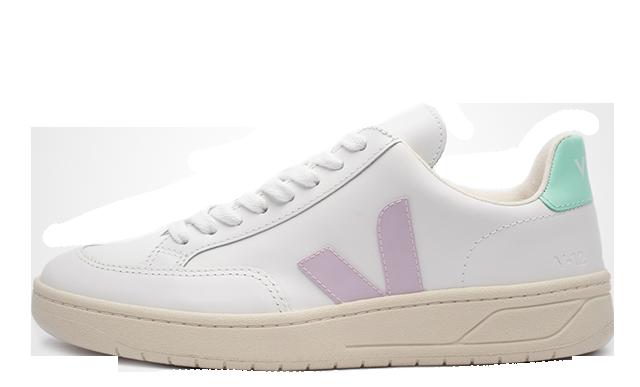 VEJA V-12 White Purple XD022154