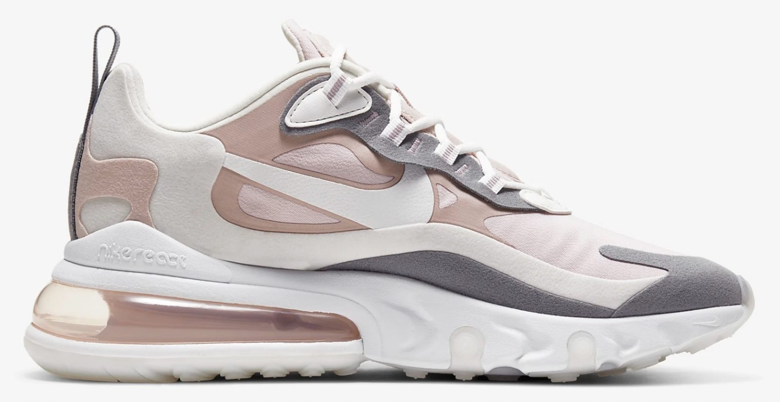 We Have Just Fallen For This Tonal Nike Air Max 270 React In Stone