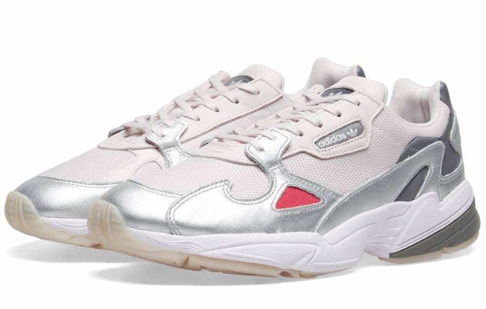 adidas Falcon Metallic Silver